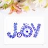 Magnet frigider mesaj bucurie