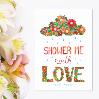magnet frigider mesaj iubire