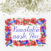Sticker proverb romanesc