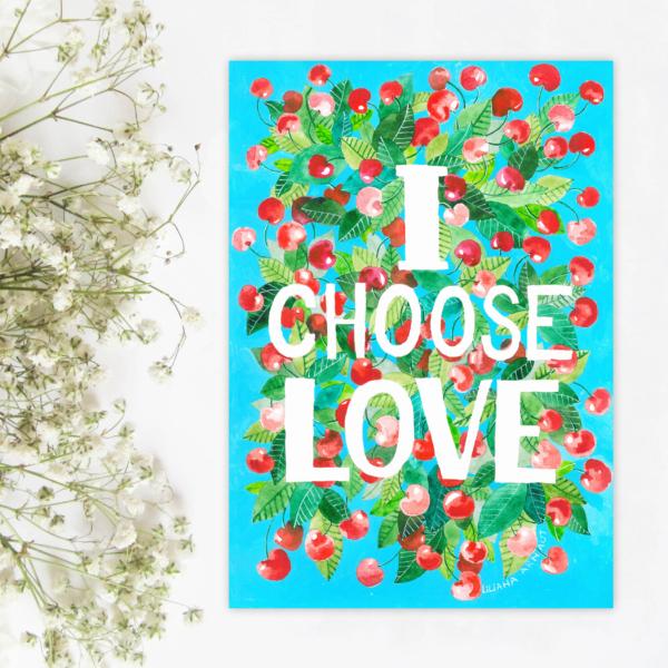 Sticker mesaj dragoste