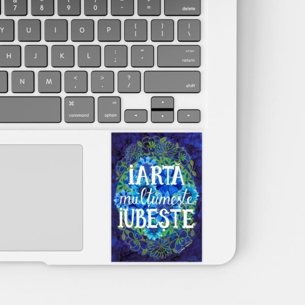 sticker laptop