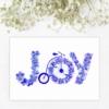 Sticker mesaj bucurie