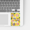 sticker personalizare laptop