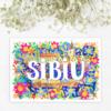 Sticker suvenir sibiu