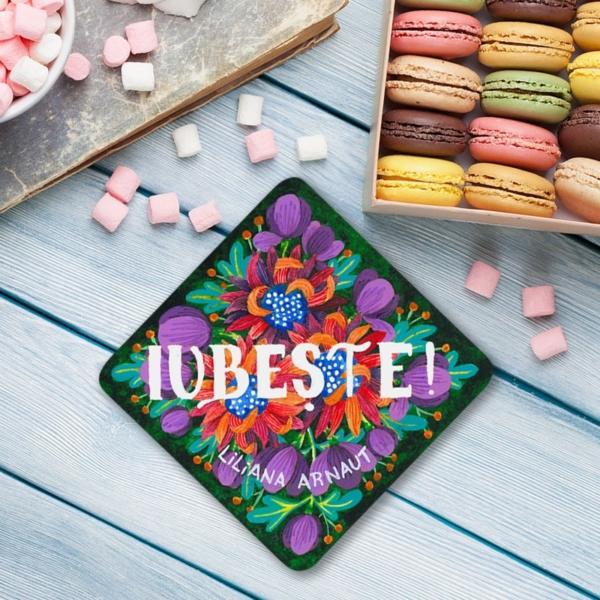 coaster mesaj iubire
