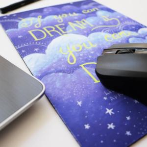 mousepad cu mesaj