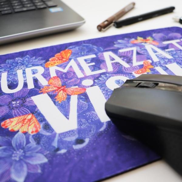 mousepad colorat