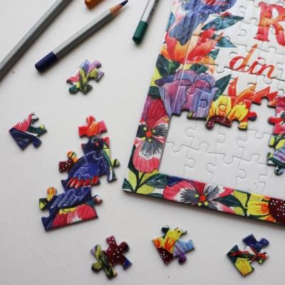 Puzzle creativ