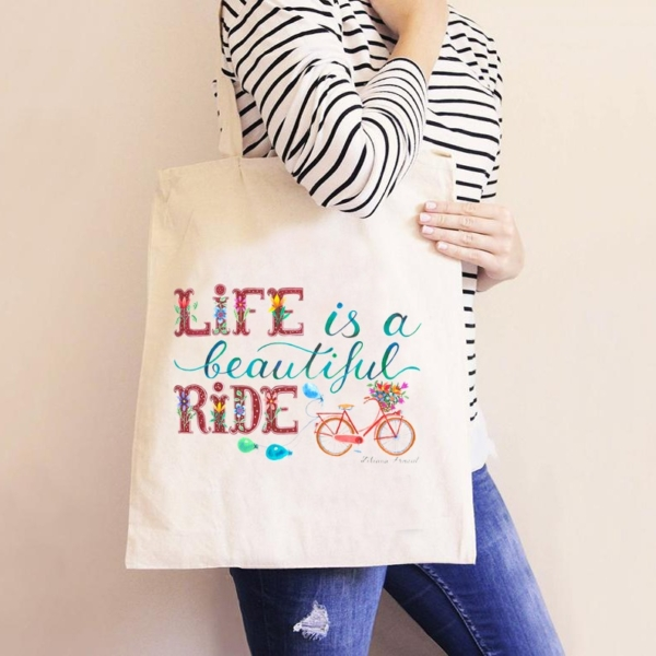 sacosa cu bicicleta
