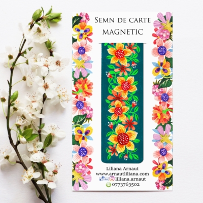 Semn magnetic de carte