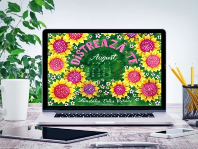 Descarca Gratuit Calendarul lunii August 2020